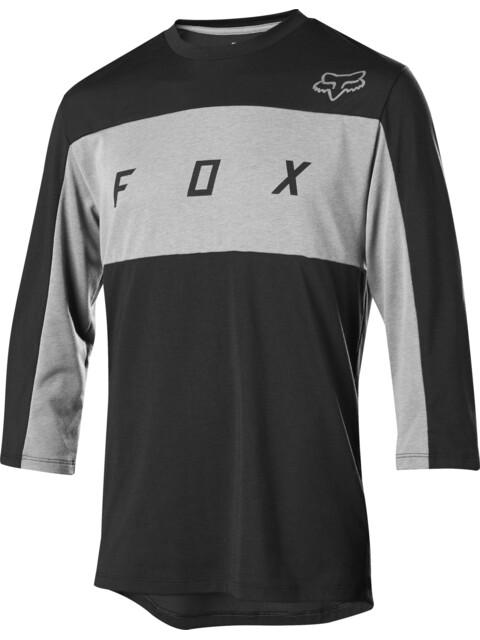 Fox Ranger Dri-Release 3/4 Sleeve Jersey Men black